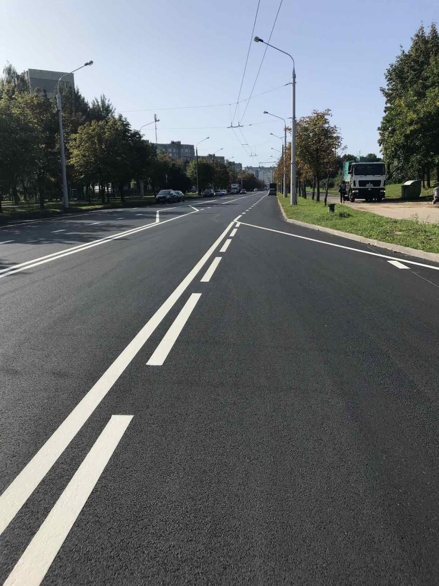 рафиева-ремонт дорог